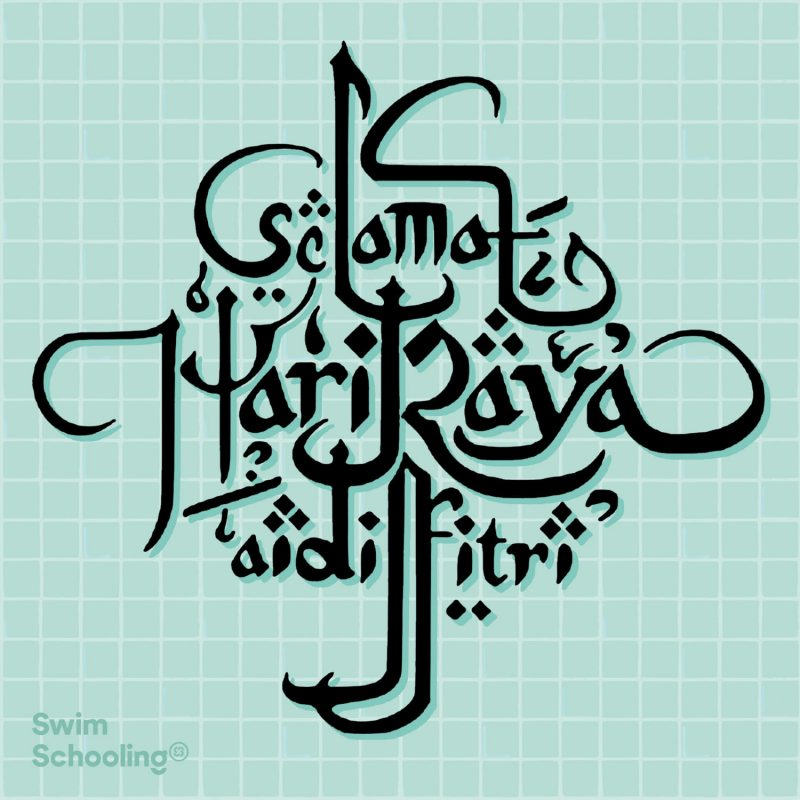 Selamat Hari Rayi to our friends